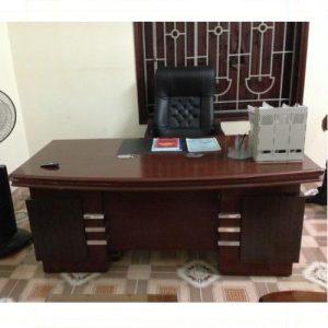bàn giám đốc hòa phát kích thước 160x90cm