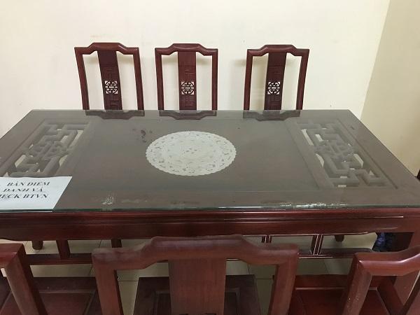 Bộ bàn ghế ăn gỗ hương đỏ 8 ghế_2