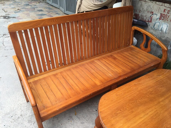 bộ bàn ghế gỗ pơmu hàng đặt đóng_1