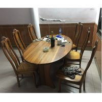 Bộ bàn ghế gỗ xoan đào Hoàng Anh Gia Lai