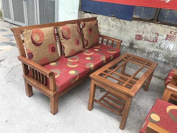 bộ bàn ghế gỗ xoan đào_2