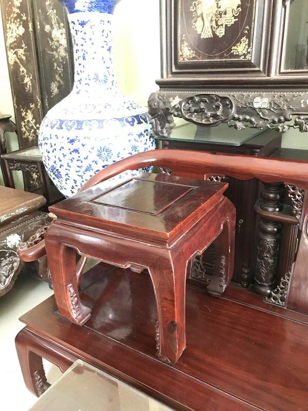 Thanh lý bộ bàn ghế minh gỗ hương ta 2