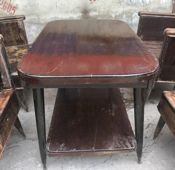 Bộ bàn ghế salon thùng bao cấp_2