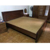 combo bộ phòng ngủ gỗ xoan đào