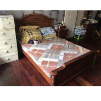 Combo phòng ngủ nhập khẩu gỗ tự nhiên