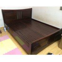 giường rát phản gỗ gụ
