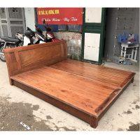 thanh lý giường rát phản gỗ xoan đào