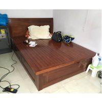 giường rát phản gỗ xoan đào