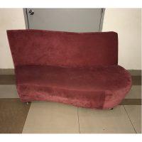 sofa nỉ đơn kích thước dài 150cm