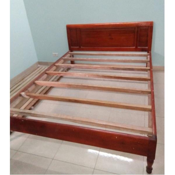 thanh lý 10 chiếc giường gỗ xoan đào