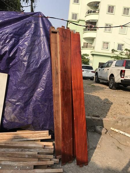 thanh lý 10 chiếc giường gỗ xoan đào 2