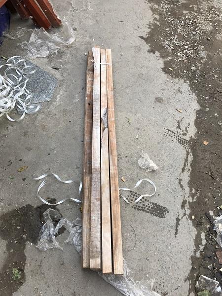 thanh lý 10 chiếc giường gỗ xoan đào 3