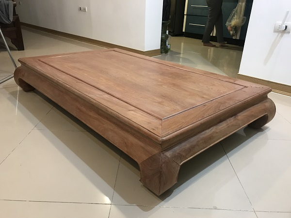 thanh lý bàn nhật gỗ hương đá 2