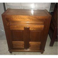 Thanh lý tủ giầy gỗ xoan đào