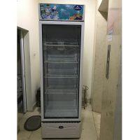 thanh lý tủ mát Sanden Intercool 380lít nhập khẩu