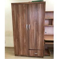 Thanh lý tủ quần áo gỗ công nghiệp 2 cánh