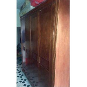 thanh lý tủ quần áo gỗ xoan đào
