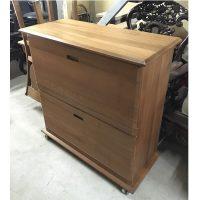 tủ giầy gỗ xoan đào