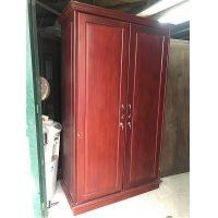 Tủ quần áo gỗ dổi hàng đặt đóng kích thước 210x120x60cm