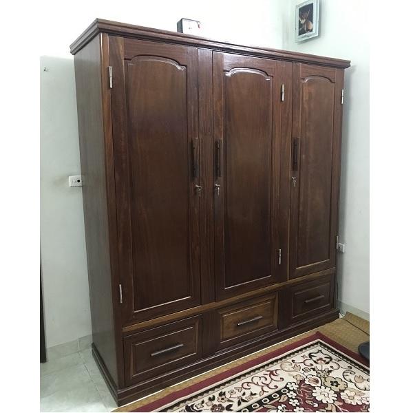 tủ quần áo gỗ lim