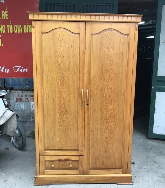 tủ quần áo gỗ pơmu_1